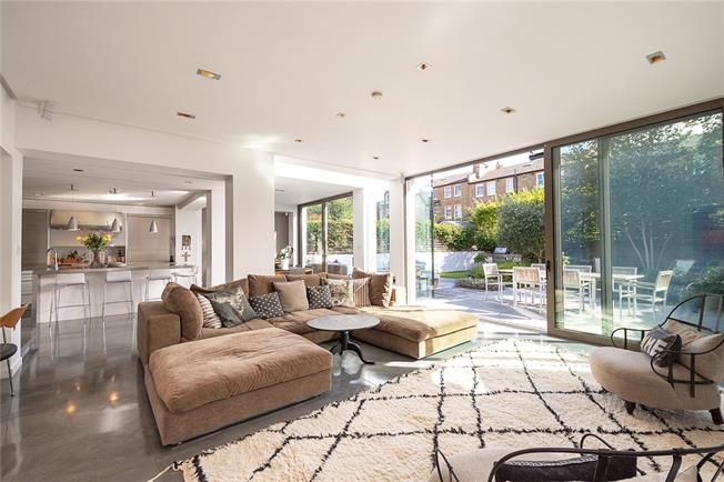 Asking Price £3,200,000, 7 Bedroom House For Sale in London, SW17