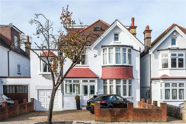 Asking Price £2,000,000, 7 Bedroom Semi Detached House For Sale in London, SW16