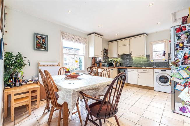 Asking Price £750,000, 4 Bedroom Flat For Sale in London, SW12