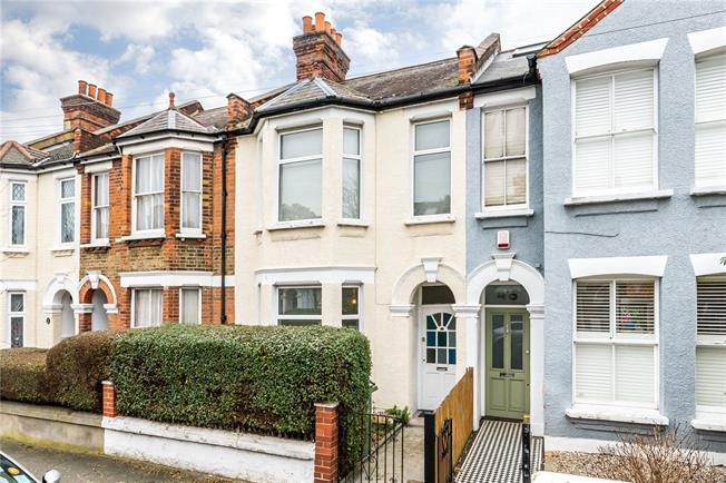 Asking Price £975,000, 3 Bedroom Terraced House For Sale in London, SW12