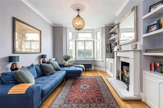 Asking Price £1,275,000, 4 Bedroom Terraced House For Sale in London, SW12