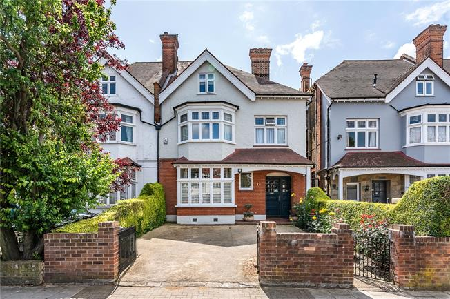 Asking Price £1,695,000, 6 Bedroom Semi Detached House For Sale in London, SW16
