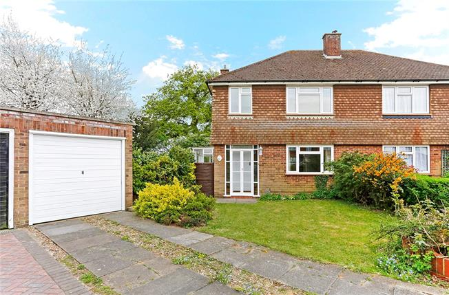 Offers in excess of £450,000, 3 Bedroom Semi Detached House For Sale in Chesham, HP5