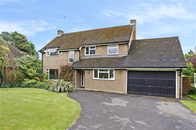Guide Price £1,250,000, 5 Bedroom Detached House For Sale in Chalfont St. Giles, HP8