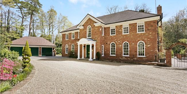 Guide Price £2,750,000, 6 Bedroom Detached House For Sale in Chalfont St. Giles, HP8