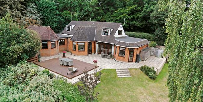 Guide Price £1,395,000, 5 Bedroom Detached House For Sale in Buckinghamshire, HP8