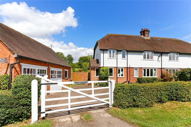 Guide Price £650,000, 3 Bedroom Semi Detached House For Sale in Asheridge, HP5