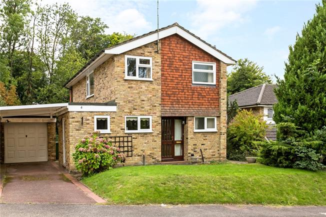 Guide Price £625,000, 3 Bedroom Garage For Sale in Chalfont St. Giles, HP8
