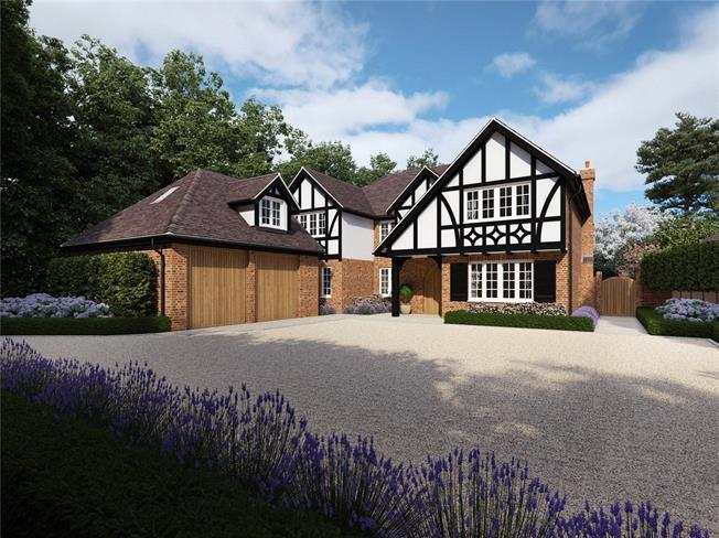 Guide Price £2,900,000, 6 Bedroom Detached House For Sale in Buckinghamshire, HP8