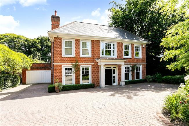 Offers in excess of £2,250,000, 6 Bedroom Detached House For Sale in Buckinghamshire, HP6