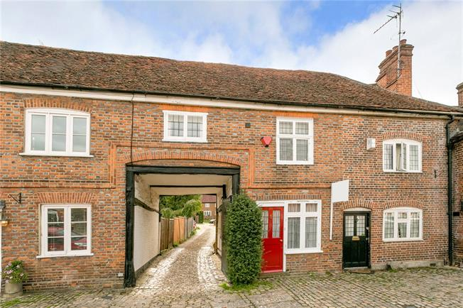 Offers in excess of £600,000, 3 Bedroom Terraced House For Sale in Amersham, HP7