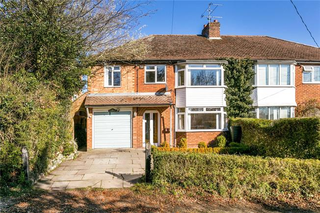 Asking Price £650,000, 4 Bedroom Semi Detached House For Sale in Amersham, HP7