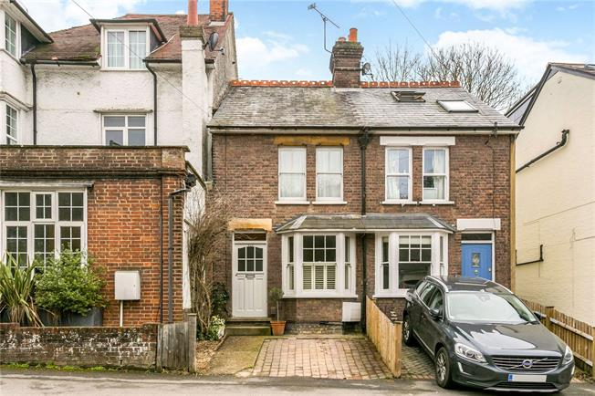 Guide Price £450,000, 2 Bedroom Terraced House For Sale in Buckinghamshire, HP7