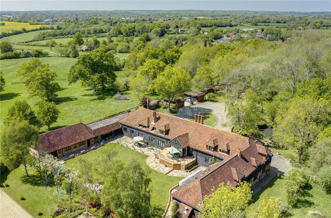 Guide Price £3,750,000, 7 Bedroom House For Sale in Buckinghamshire, HP5