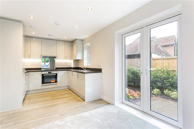Asking Price £270,000, 1 Bedroom Flat For Sale in Chesham, Buckinghamshire, HP5