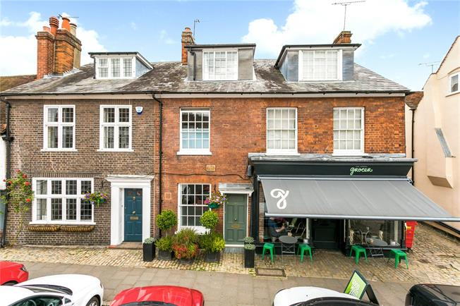 Asking Price £795,000, 4 Bedroom Terraced House For Sale in Amersham, HP7