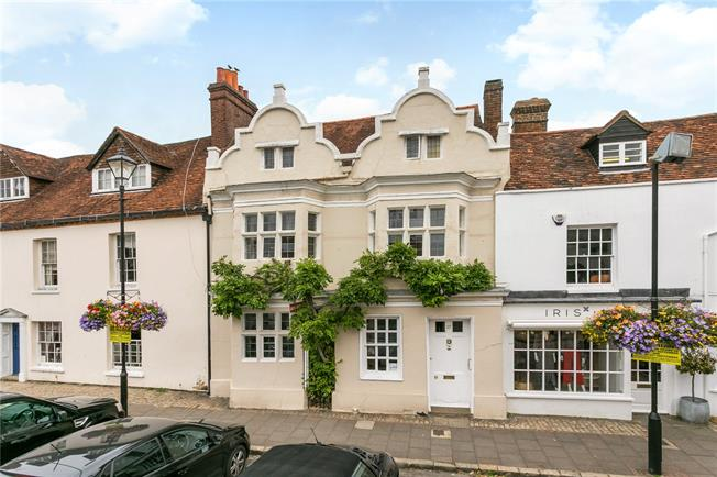 Asking Price £1,450,000, 5 Bedroom Terraced House For Sale in Buckinghamshire, HP7
