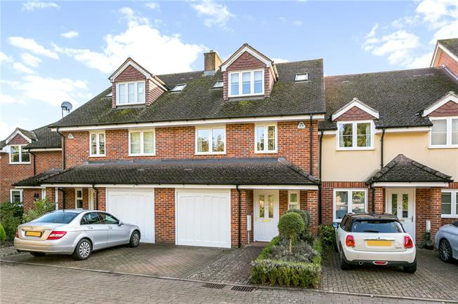Guide Price £750,000, 4 Bedroom Terraced House For Sale in Amersham, Buckinghamshire, HP6