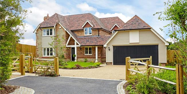 Asking Price £1,450,000, 5 Bedroom Detached House For Sale in Platt, TN15