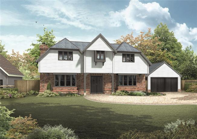 Asking Price £1,525,000, 5 Bedroom Detached House For Sale in Kent, TN15