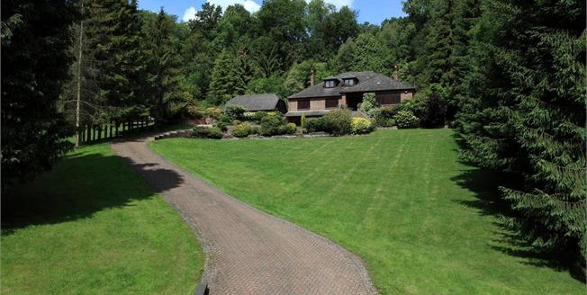 Guide Price £999,950, 6 Bedroom Detached House For Sale in Knatts Valley, TN15