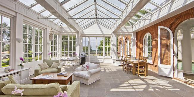Guide Price £3,600,000, 10 Bedroom Detached House For Sale in Sevenoaks, Kent, TN14