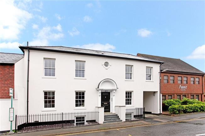 Guide Price £235,000, 1 Bedroom Flat For Sale in Westerham, TN16