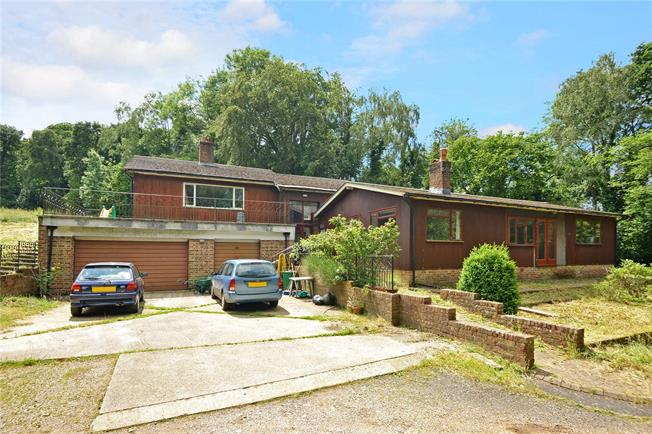 Guide Price £850,000, 4 Bedroom Detached House For Sale in Pratts Bottom, BR6