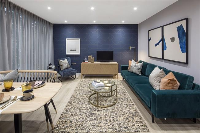 Asking Price £326,000, 1 Bedroom Flat For Sale in Sevenoaks, Kent, TN13