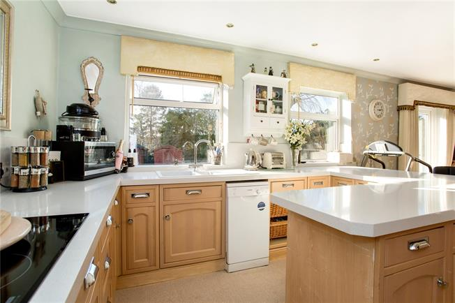 Asking Price £575,000, 4 Bedroom Bungalow For Sale in Kemsing, TN15