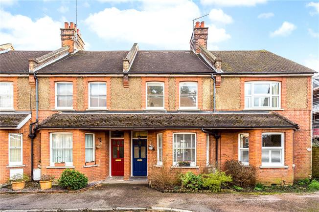 Asking Price £575,000, 3 Bedroom Terraced House For Sale in Kent, TN13