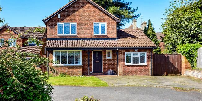 Guide Price £575,000, 4 Bedroom Detached House For Sale in Sevenoaks, Kent, TN13