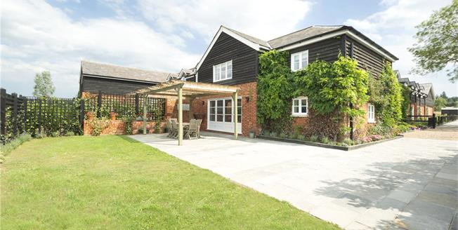 Asking Price £1,200,000, 3 Bedroom Terraced House For Sale in Sevenoaks, Kent, TN15
