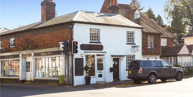 Guide Price £315,000, 3 Bedroom House For Sale in Sundridge, TN14