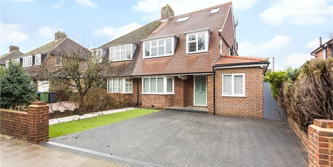 Asking Price £1,195,000, 5 Bedroom Semi Detached House For Sale in Bromley, BR2