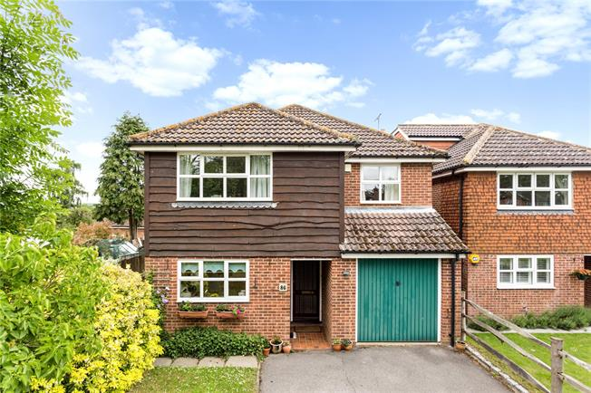 Guide Price £650,000, 4 Bedroom Detached House For Sale in Seal, TN15