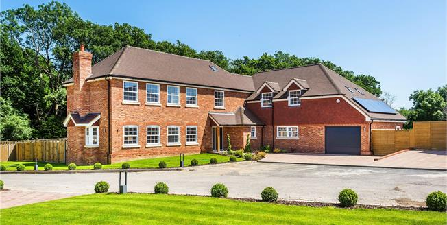 Guide Price £1,650,000, 6 Bedroom Detached House For Sale in Edenbridge, TN8