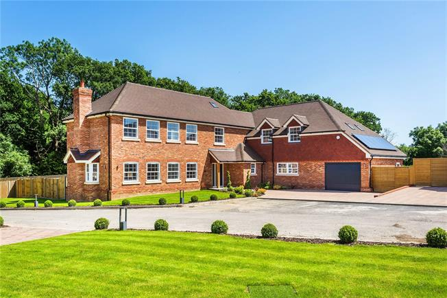 Guide Price £1,650,000, 6 Bedroom Detached House For Sale in Edenbridge, TN8