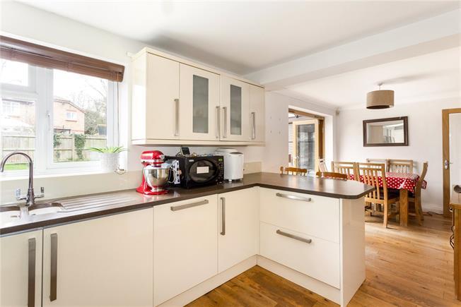 Asking Price £525,000, 4 Bedroom Detached House For Sale in Tonbridge, TN10