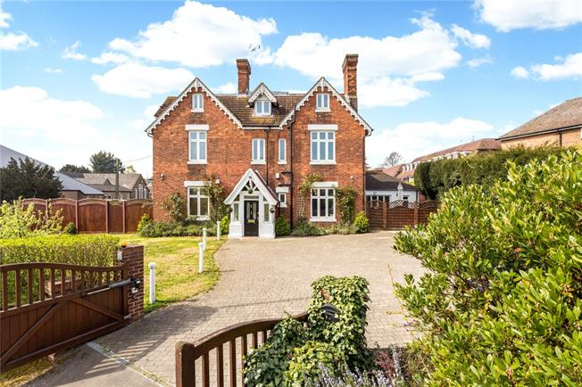Offers in excess of £1,000,000, 7 Bedroom Detached House For Sale in Swanley, BR8