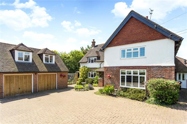 Offers in excess of £1,000,000, 5 Bedroom Detached House For Sale in Sevenoaks, TN15