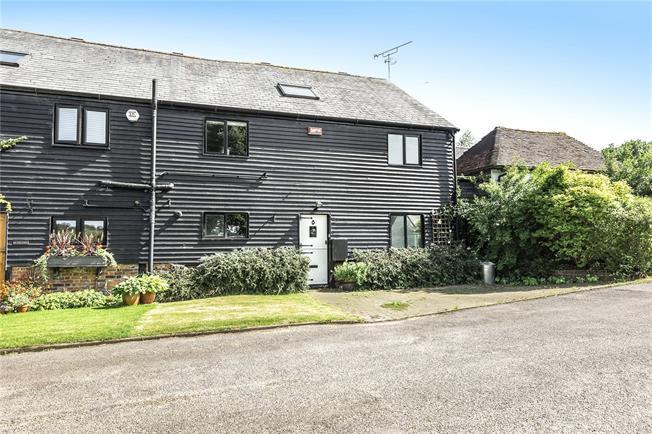 Asking Price £695,000, 4 Bedroom Semi Detached House For Sale in Farningham, DA4