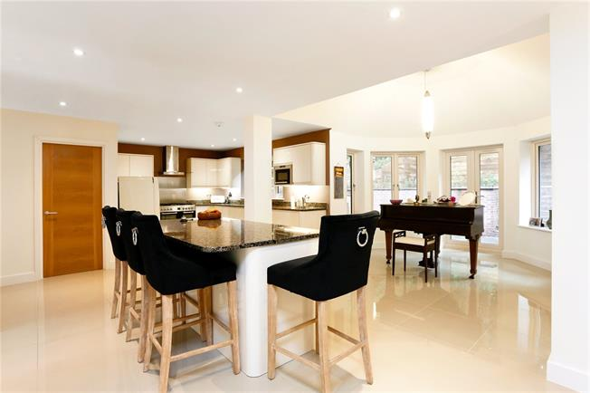 Offers in excess of £1,250,000, 6 Bedroom Detached House For Sale in Platt, TN15