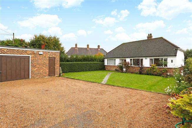 Guide Price £495,000, 2 Bedroom Detached House For Sale in Sevenoaks, Kent, TN13