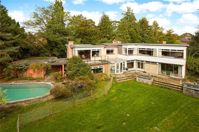 Asking Price £1,100,000, 5 Bedroom Detached House For Sale in Sevenoaks, TN13