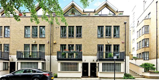 Asking Price £1,435,000, 4 Bedroom Terraced House For Sale in London, E14