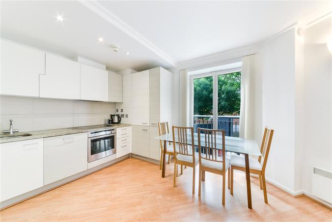 Asking Price £475,000, 2 Bedroom Flat For Sale in London, E14