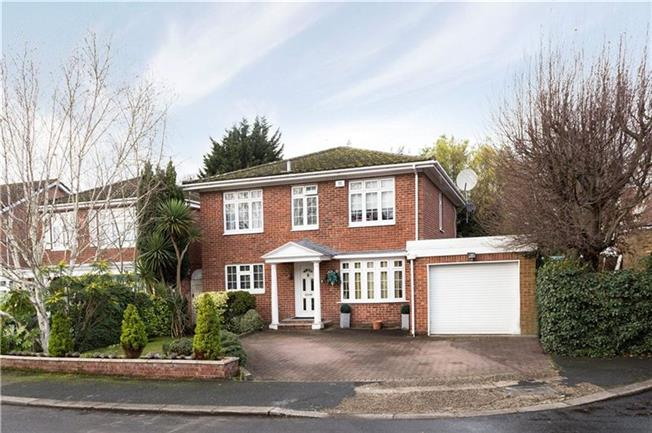 Asking Price £1,100,000, 4 Bedroom Detached House For Sale in Stanmore, HA7