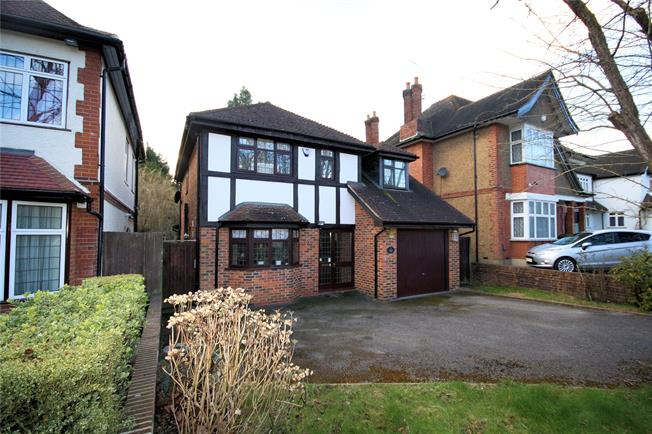 Asking Price £825,000, 4 Bedroom Detached House For Sale in Hatch End, HA5