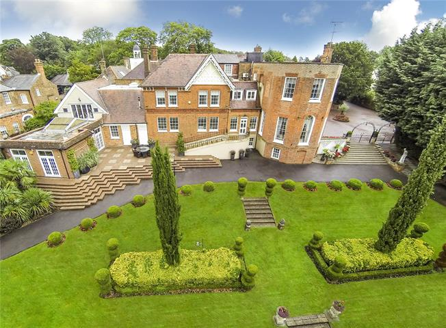 Guide Price £6,000,000, 7 Bedroom Detached House For Sale in Middlesex, HA7